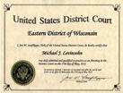 US District Court Wisconsin